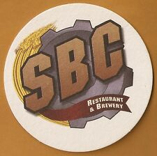 16 SBC Southport Brewing Co Beer Coasters