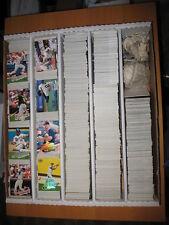 1998 ULTRA FLEER  Baseball Base & Inserts Large  Lot approximately 1149 Cards