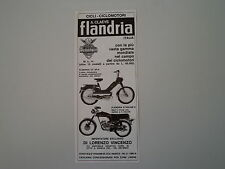 advertising Pubblicità 1975 FLANDRIA 127 AF-A/STARLINE