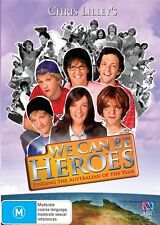 We Can Be Heroes - Chris Lilly   Brand new, Genuine & Sealed  - D79/D173