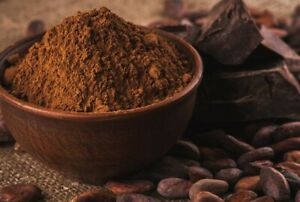 Pure (Organic) Cocoa Powder from West Africa - 500g