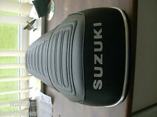 SUZUKI GT250 SEAT COVER AND STRAP