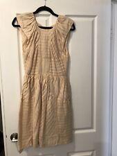 Zimmermann Ruffle Silk Dress