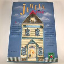Vintage Discovery Toys Jewels in the Attic Game Worlds Of Adventure Cib 1992