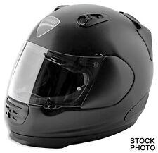 NEW Large Ducati Logo '14 Full Face Helmet DOT SNELL (Based on Arai Defiant)