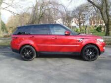 Range Rover Sport 5 Doors 25,000 to 49,999 miles Vehicle Mileage Cars