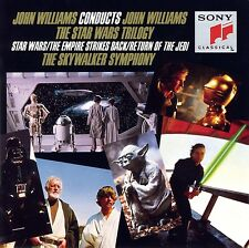 The Star Wars Trilogy - CD