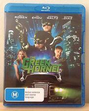 The Green Hornet (Blu-ray, 2011) *VG*