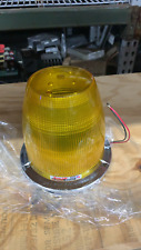 Whelen 800dhap Amber Beacon New Old Stock
