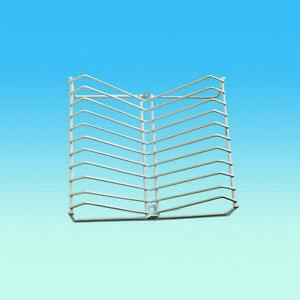 Plastic Coated Wire Plate Rack / Holder + Fixings Caravan / Motorhome MI310