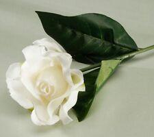 """1 Dozen 10"""" Satin SOFT TOUCH GARDENIA PICKS by Victoria Lynn Wedding Floral"""