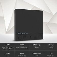 Mini M8S PRO C 4K TV Box Android 7.1 Octa Core 2.4G+5.0G WiFi 2GB+16GB BT 4.0