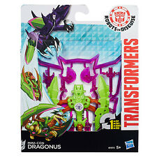 Transformers Robots In Disguise - Mini-Con Dragonus Figure *BRAND NEW*