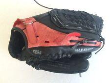 "MIZUNO LEATHER Baseball softball MITT 10.75"" black pink GPP1075y1b glove"