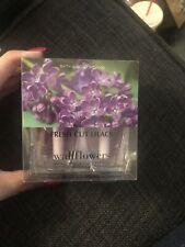 Bath & Body Works Wallflower Refill 2 Pack Of Fresh Cut Lilacs