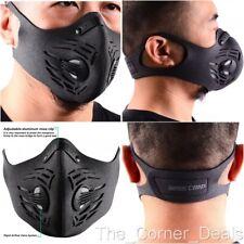 Training Mask One Size Workout Gym MMA Altitude Sleeve Fitness Hiking Dustproof