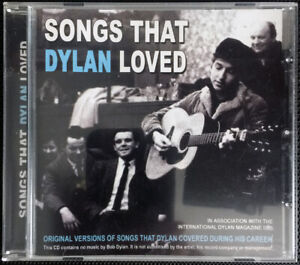 Songs That Dylan Loved (CD) 2004