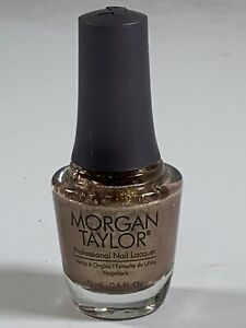 Morgan Taylor Professional Nail Lacquer Gilded in Gold (0.5 OZ) 3110374