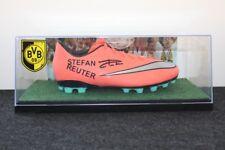 Fußballschuh, Stefan Reuter signiert, Borussia Dortmund, BVB, 36,5