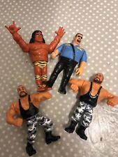 WWF WWE Hasbro Wrestling Figures Job Lot Bundle. Vintage Retro 1990's
