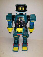 Vintage 1992 Lewis Galoob Toys ZBOT Robot Tranzor Action Figure