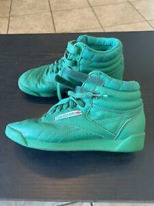 Comprensión chupar Relacionado  Reebok Classics Green Athletic Shoes for Women for sale | eBay
