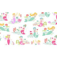 Makower Patchwork Fabric Merryn Scenic - Per 1/4 Metre