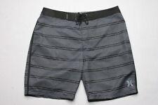 Hurley Strands Boardshort (32) Black