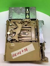 ROWE/AMI CD JUKEBOX CD100 A & B COIN MECHANISM WITH SWITCHES (PART)