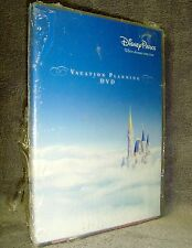 Disney Parks: Where Dreams Come True - Vacation Planning DVD (DVD, 2007) NEW!