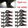 20x 9W Eagle Eye LED Bulb White DRL Daytime Running Light 6000K Tail Brake Lamp