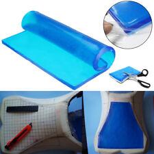 Supple Silicon Gel Pad Motorcycle Seat Cushion Custom Shock Damping Mat 2cm