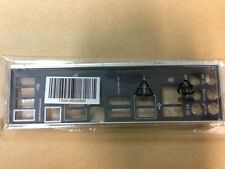 original ASUS IO I/O Shield for P9X79 PRO backplate #G535 XH