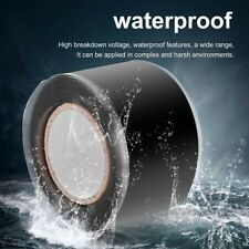 High Viscosity Self-adhesive Tape Self-fluxed Silicone Band Pipe Repair Tape K6