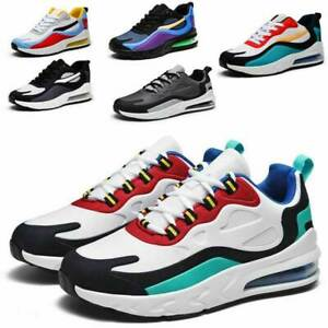 Men's Air Cushion Sneakers Athletic Outdoor Casual Tennis Running Shoes 2021
