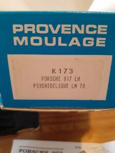 PORSCHE 917K  KIT PROVENCE MOULAGE 1/43  NON COMPLET