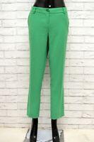Pantalone Donna PATRIZIA PEPE Taglia 52 Jeans Pants Woman Cotone Gamba Dritta