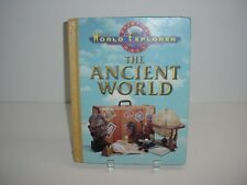The Ancient World 1998 by Prentice Hall Dictionary Editors Home School Text Book