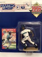 1995 Starting lineup Ken Griffey Jr Baseball figure Toy Card Seattle Mariners