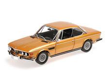 Minichamps BMW 3.0 CSL (E9) Coupe 1973 Gold Met. 1:18 (180029027)