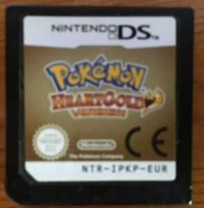 Pokemon Heart Gold for Nintendo DS - Cartridge Only. Authentic.