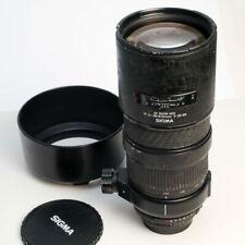 Sigma 2,8/70-210 apo para Nikon AF/llena de formato fx