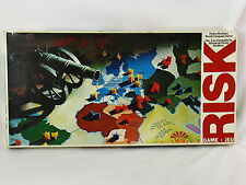 Risk Board Game 1975 Parker Brothers World Conquest 100% Complete Bilingual #3