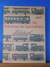 Die Fahrzeuge der Jagsttalbahn Vehicles Hard Cover 1984