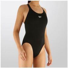 Speedo Medalist Schwimmanzüge Mädchen 32-black