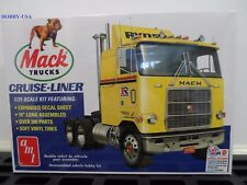 AMT 1062    1/25 Mack Cruise-Liner Semi Tractor   AMT1062-NEW
