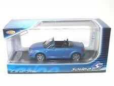 AUDI tt roadster (2004) bleu