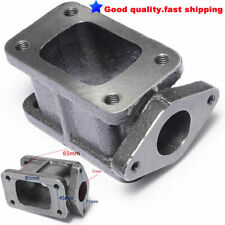 T3 to T3 Turbo Manifold Conversion Adapter With 38mm Wastegate Flange Outlet