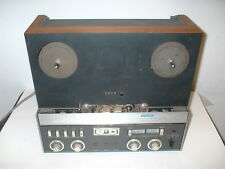 Vintage REVOX A-77 Stereo 4 Track Reel to Reel Tape Deck Recorder