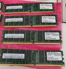 4x SUN 370-6209-01 2GB 2RX4 PC2-5300R 533MHz Reg DDR2 ECC Server Memory Modules